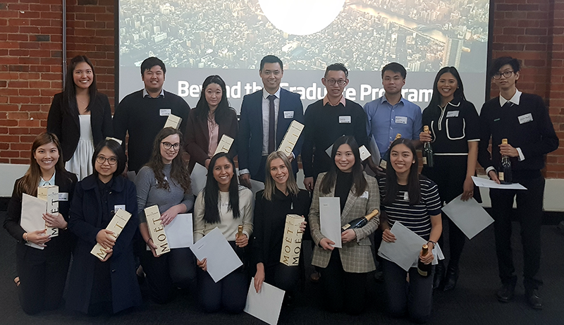 Graduate optometrists share learning from year two projects