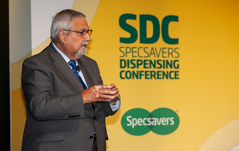 Specsavers Dispensing Conference – All about the customer