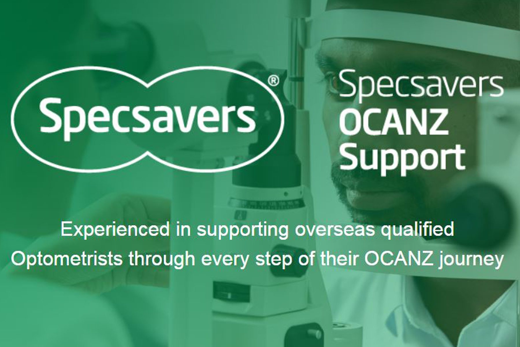 Specsavers OCANZ Support