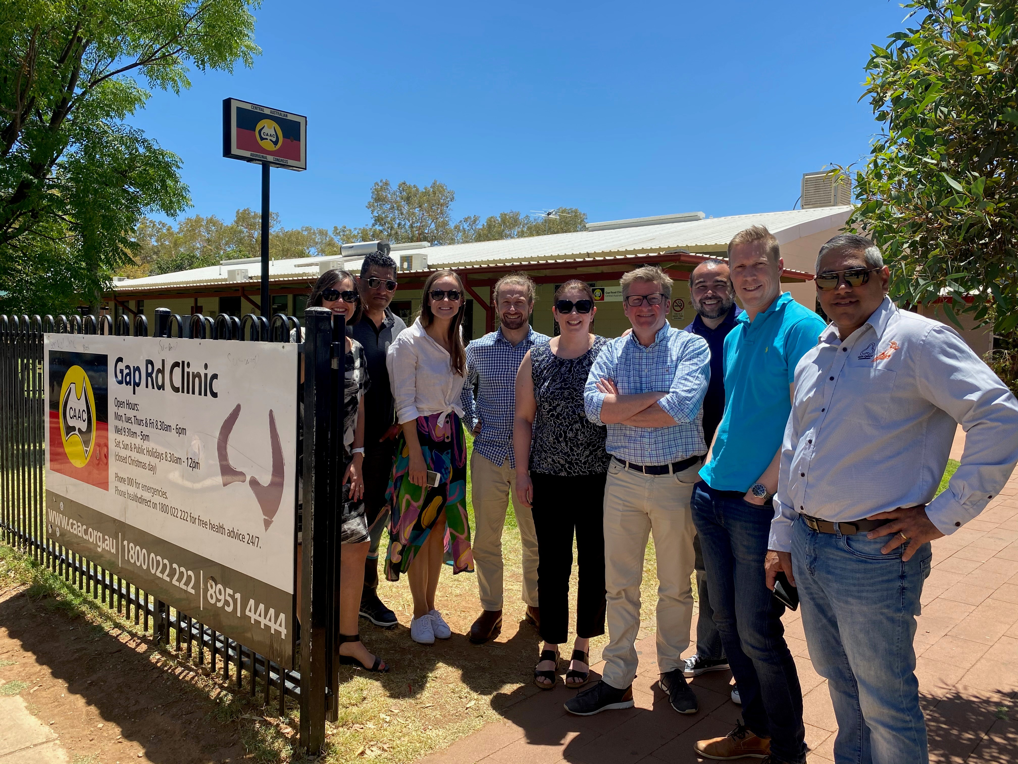 Alice Springs Immersion Trip