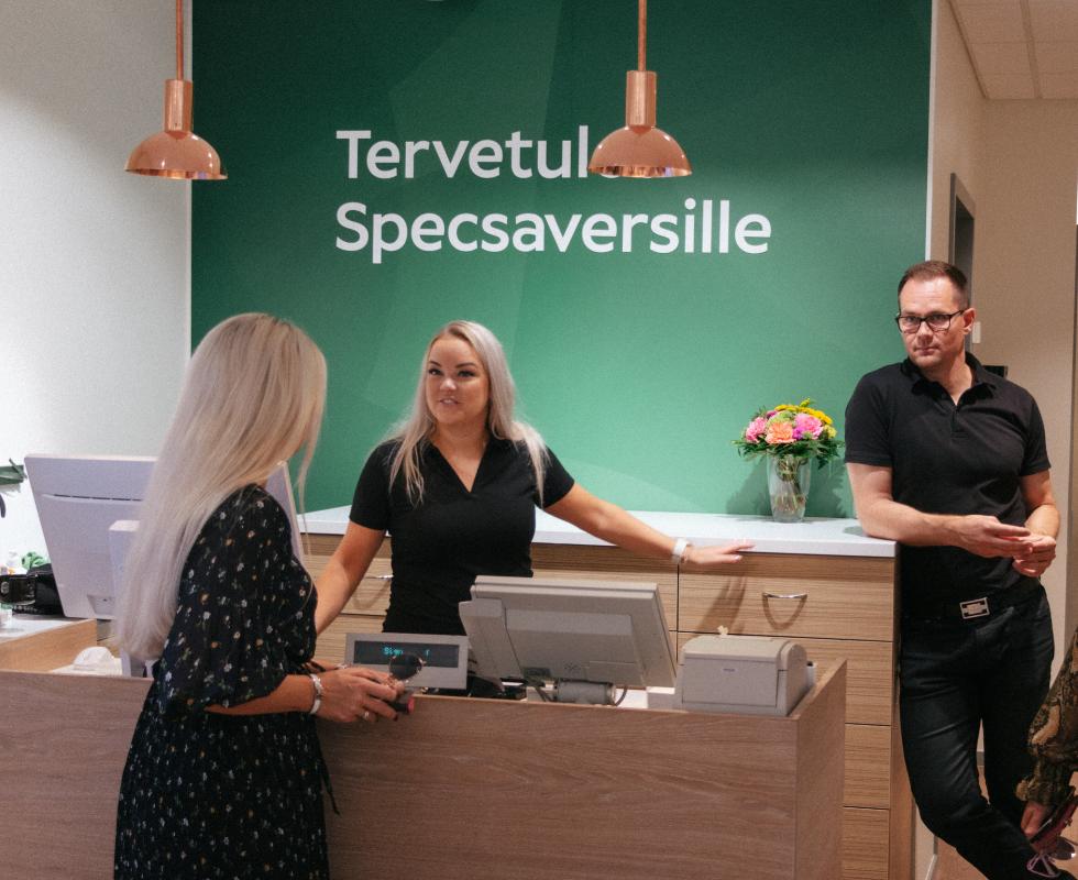 Oferta de empleo de Asistentes de venta de tiendas y almacenes en Etelä-Savo (Finlandia)