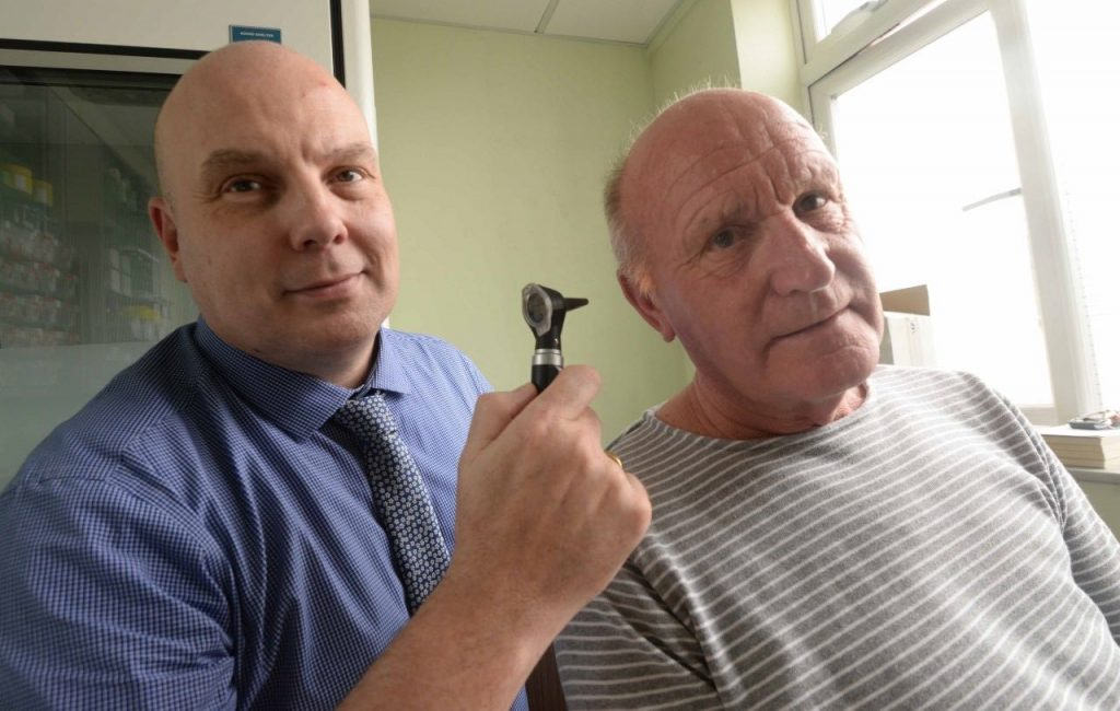 Routine hearing check reveals tumour for Rushcliffe resident