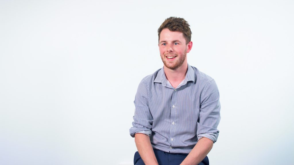 Meet Richard Barton who talks to us about his career in Finance