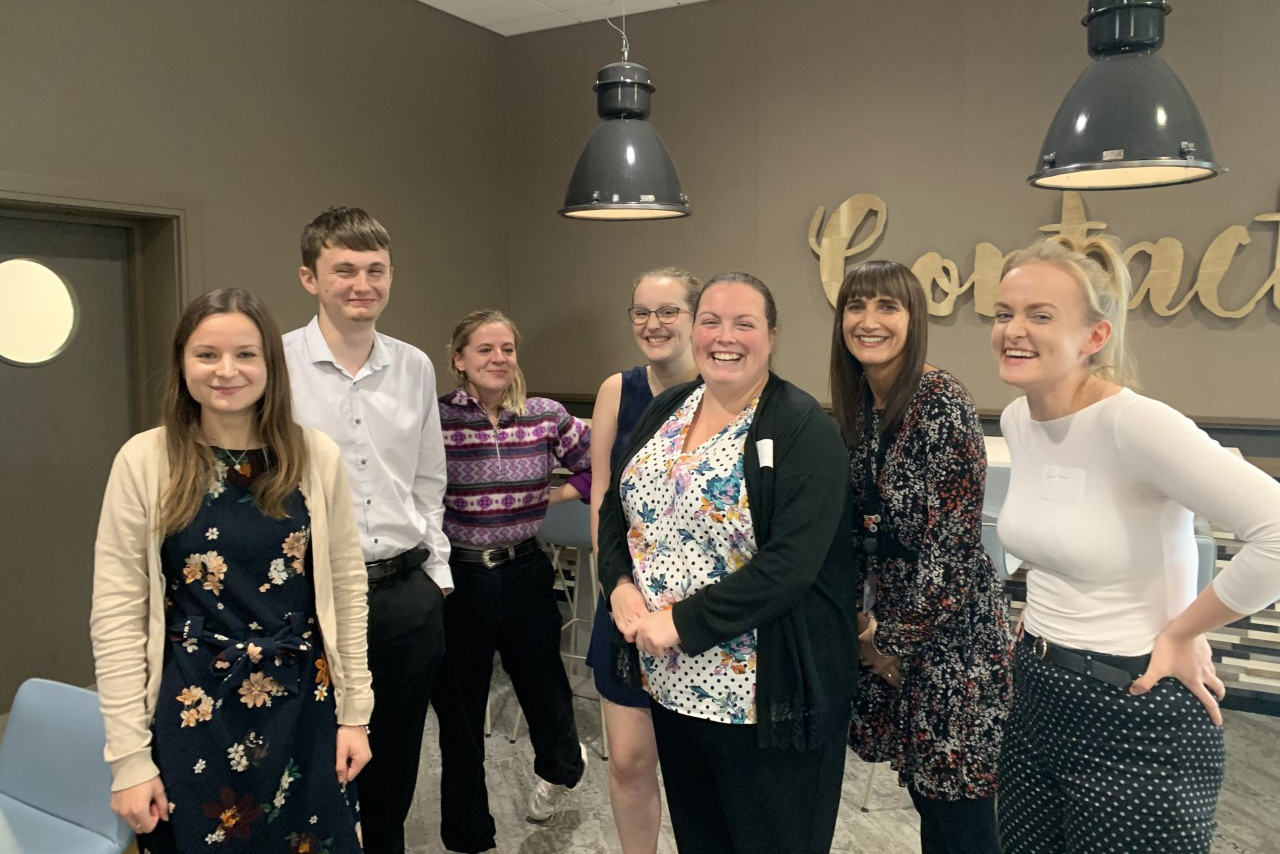 7 trainee finance roles in 6 months!