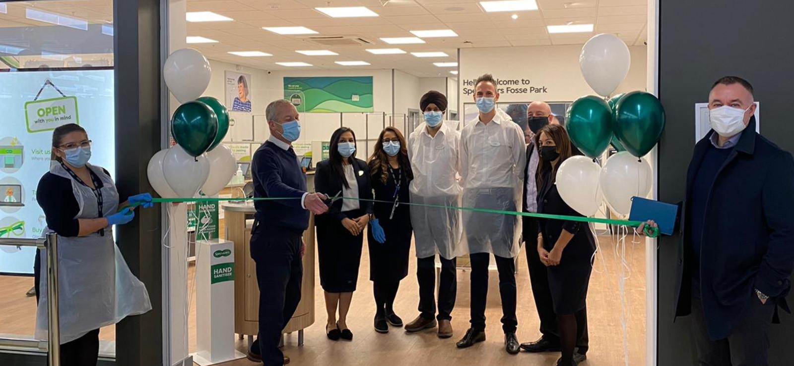 Our 65th Specsavers-in-Sainsbury's store opens!