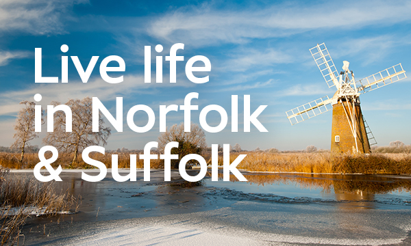RELOCAT£ with Specsavers – Live life in Norfolk and Suffolk