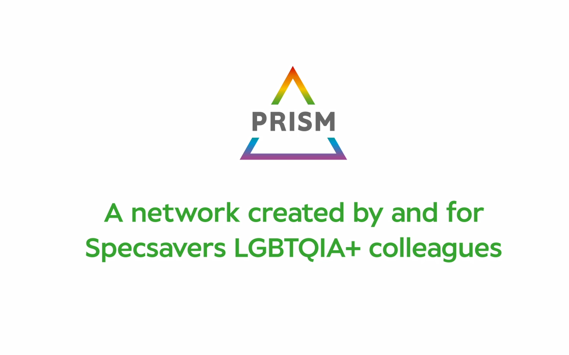 Making Specsavers history during LGBT History Month