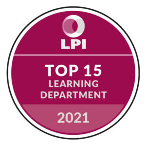 Top 15 Learning department