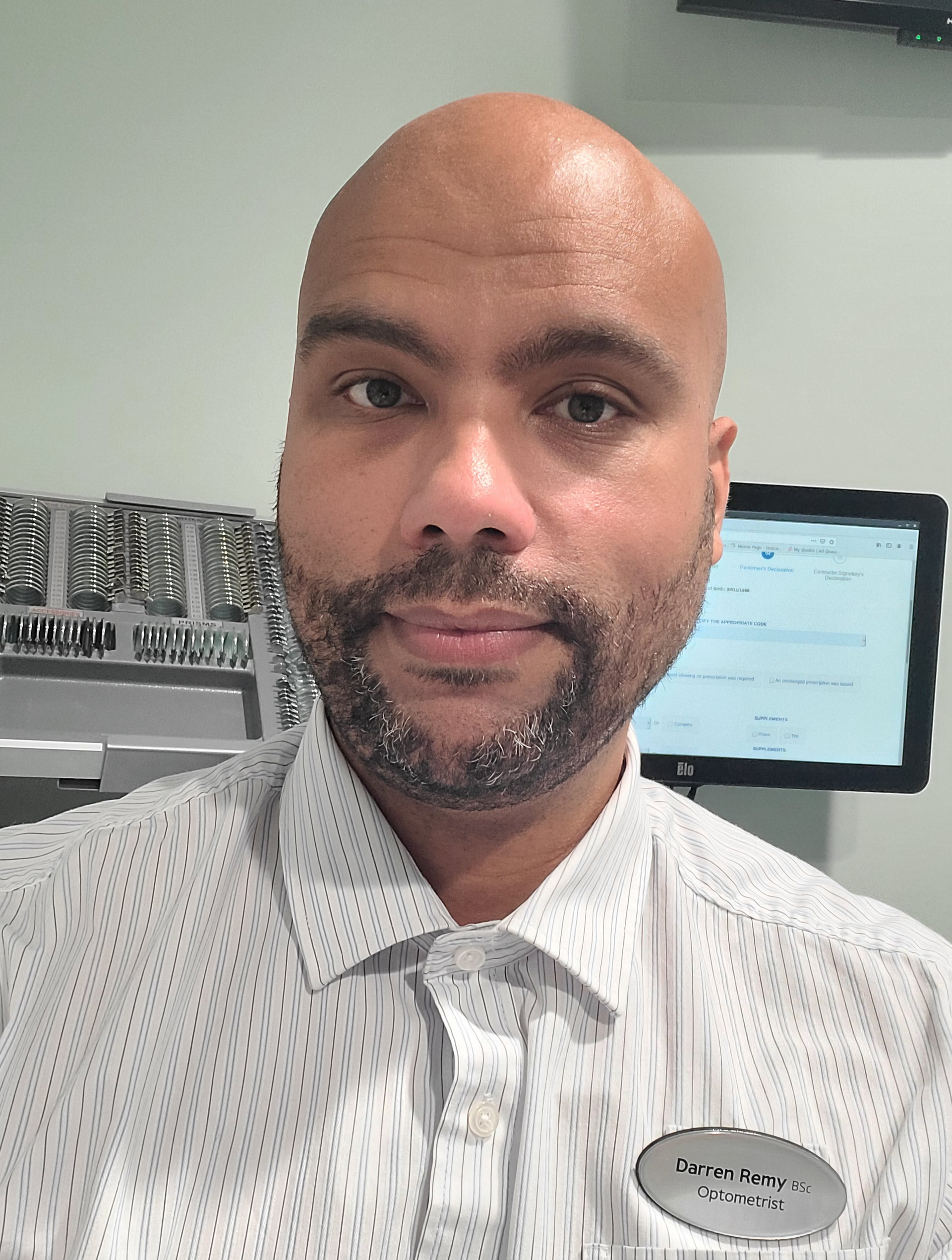 Darren Remy (Optometrist): Why he moved from locum to perm